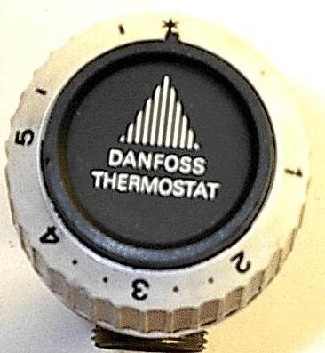 Ældre danfoss termostat typer
